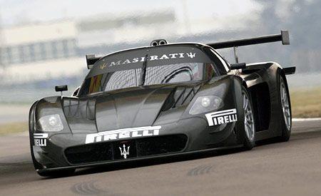 Maserati MCC
