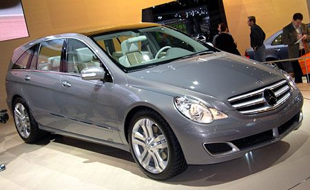 Mercedes-Benz Vision Grand Sport Tourer