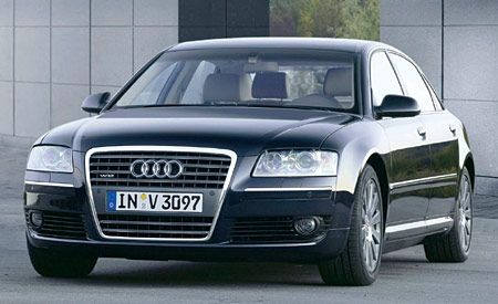 """New Nose for the A8, """"Sporty"""" Corollas, and a Big Wait for SVTs"""