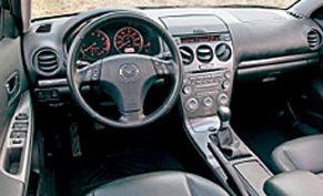 2003 Mazda 6 s