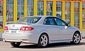 Beautiful 2003 Mazda 6 S