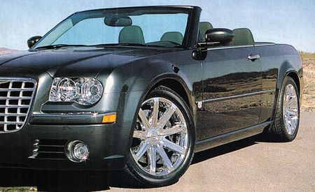 Chrysler 300 Convertible and Coupe