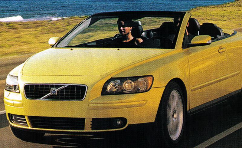 Volvo C50 Convertible