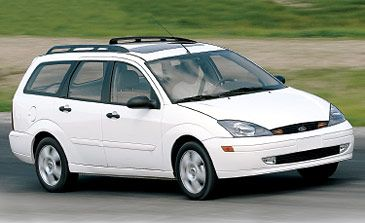 2004 Ford Focus ZTW