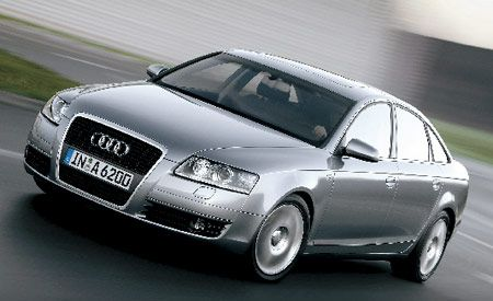 2005 Audi A6 Quattro