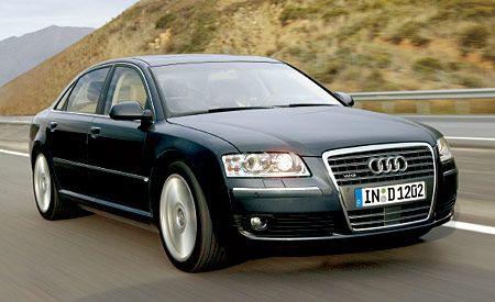 2005 Audi A8L 6.0 Quattro