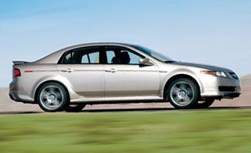 Acura TL A-Spec