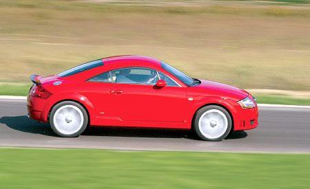 Audi TT 3.2 Quattro DSG
