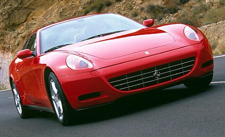 ferrari 612 scaglietti. Black Bedroom Furniture Sets. Home Design Ideas