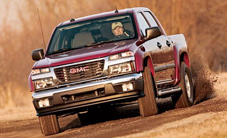 2009 chevrolet colorado v8 instrumented test car and. Black Bedroom Furniture Sets. Home Design Ideas