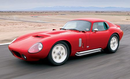 Superformance Brock Coupe