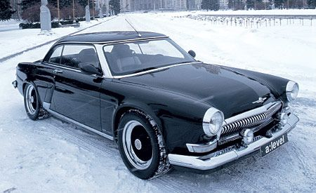 Volga V-12 Coupe | Feature | Features | Car and Driver