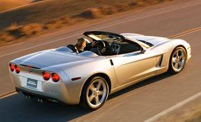 2005 Corvette Convertible