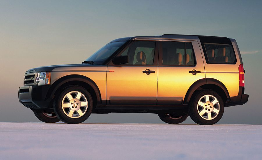 Land Rover Discovery is Dead!