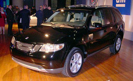 Saab 9-7X