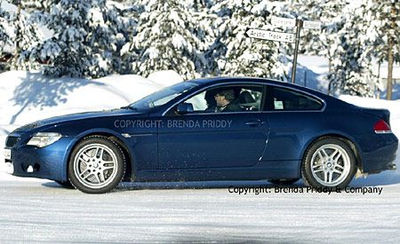 2006 BMW M6