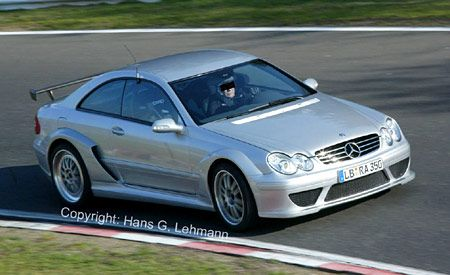 Mercedes-Benz CLK Super Sports Car