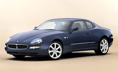 2004 Maserati Coupé Cambiocorsa