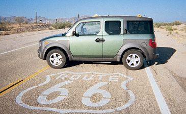 2003 Honda Element 2WD EX