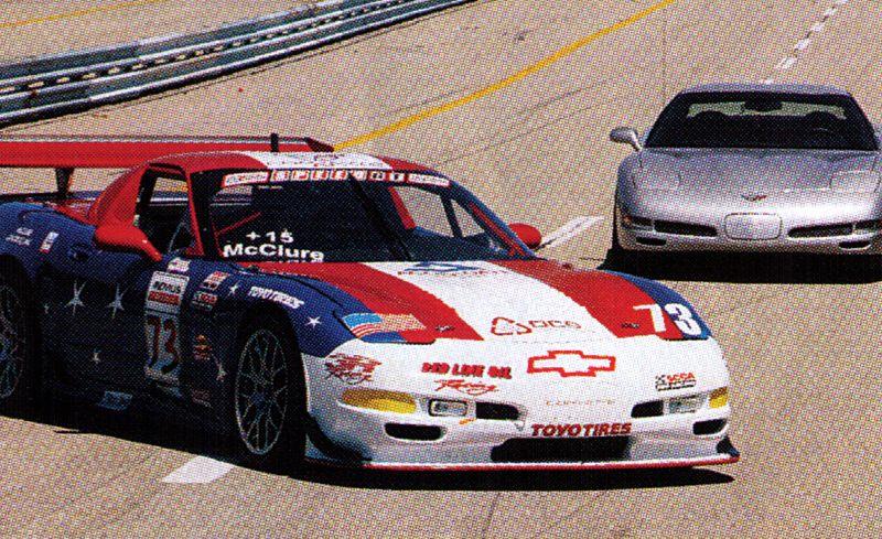 3R-Racing Chevrolet Corvette Z06