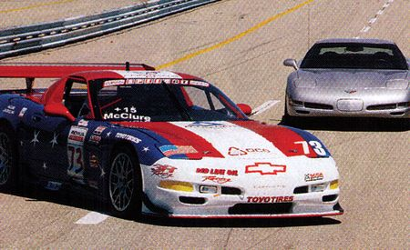 3R-Racing Chevrolet Corvette Z06
