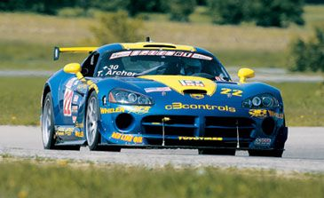 3R-Racing Dodge Viper Competition