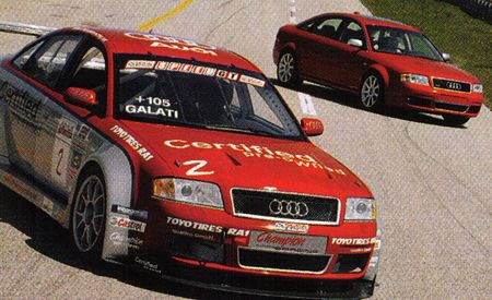 Champion Racing Audi RS 6