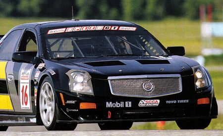 GM Racing Cadillac CTS-V
