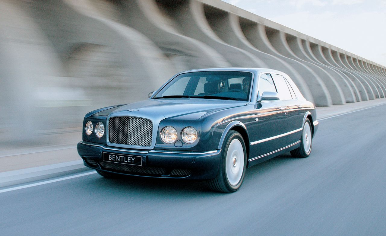 Bentley arnage reviews bentley arnage price photos and specs 2005 bentley arnage vanachro Image collections