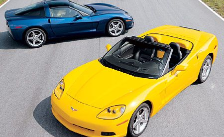 2013 Chevrolet Corvette 427 Convertible Instrumented Test