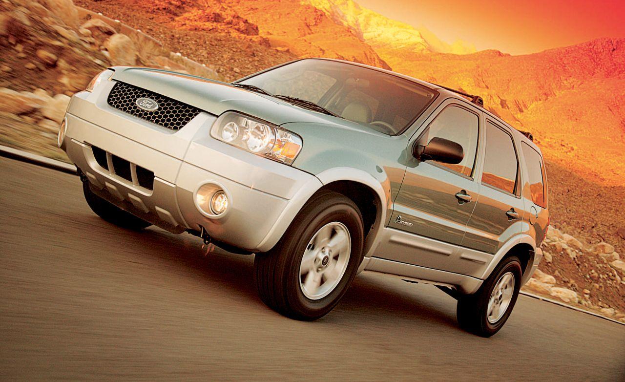 2005 Ford Escape Hybrid