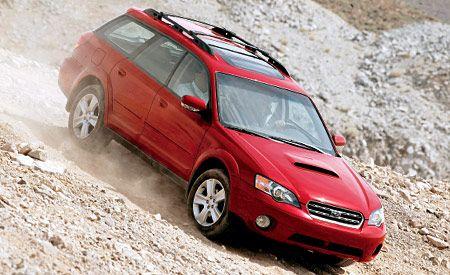2005 Subaru Outback 2.5XT Limited