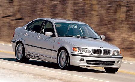 Active Autowerke Supercharged BMW 330iA
