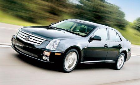 Cadillac Sts V 8