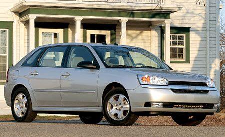 Chevrolet Malibu Maxx Lt Road Test Reviews Car And Driver