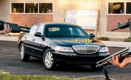 Lincoln Town Car BPS