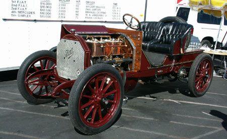 1904 Fiat Racer