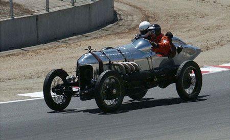 1917 Hall Scott Roadster