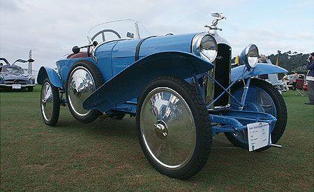 1924 Amilcar CGS-3
