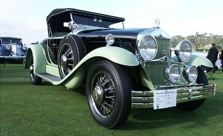 1931 Model 66B Willys-Knight roadster