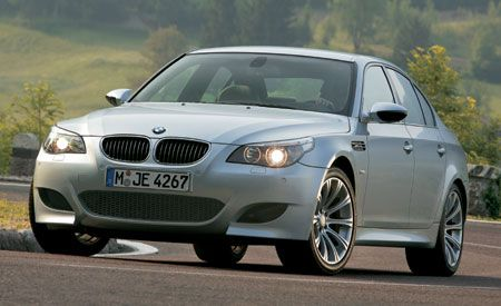 All-New BMW M5