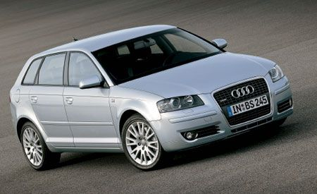 Audi A3 Coming Here Next May