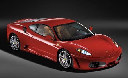 Ferrari Unveils F430