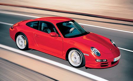 Scoop! New Porsche 911