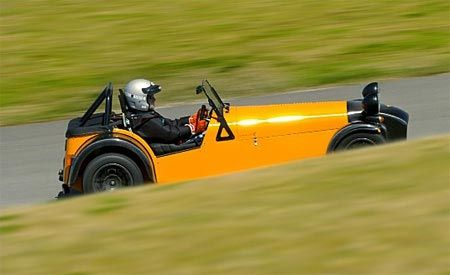 2004 Caterham Seven Superlight R