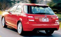 2005 Saab 9-2X Aero