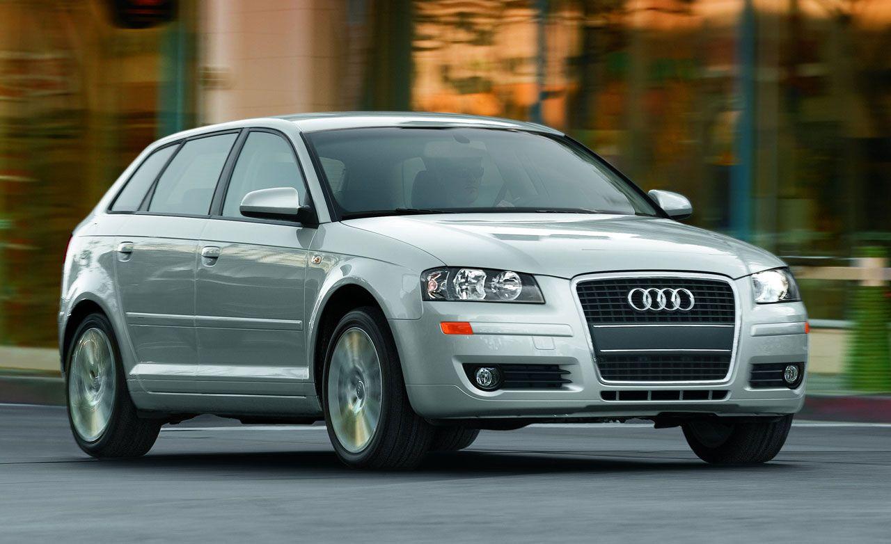 2006 audi a3 rh caranddriver com Audi A3 Service Manual Audi A3 Hatchback