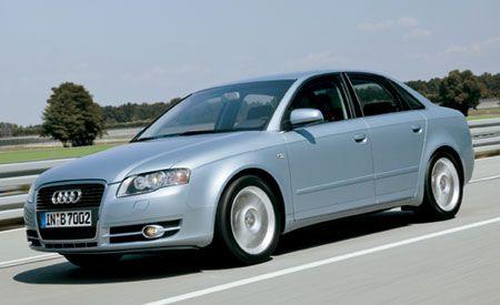 2005.5 Audi A4 2.0T Quattro