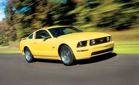 Ford Mustang Gt Instrumented Test Reviews Car And Driver
