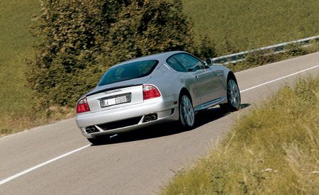 Maserati gransport review